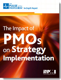 The Impact of PMOs on Strategy Implementation