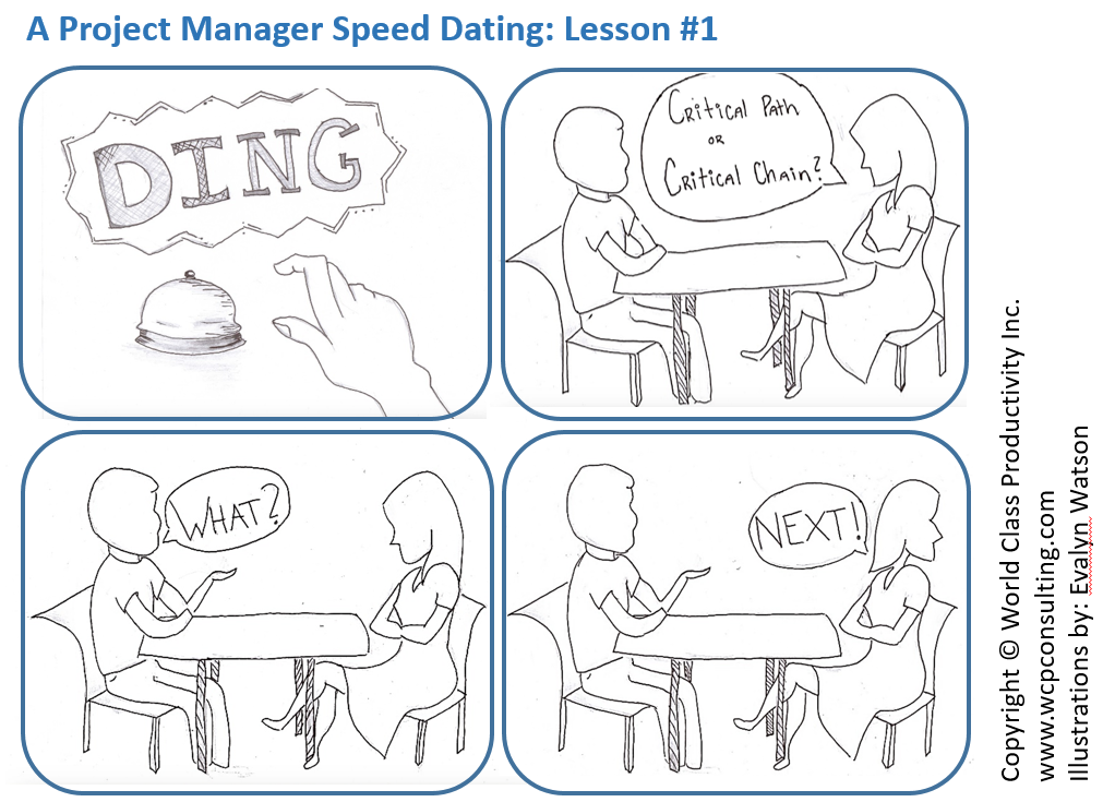 Speed dating jokes one-liners